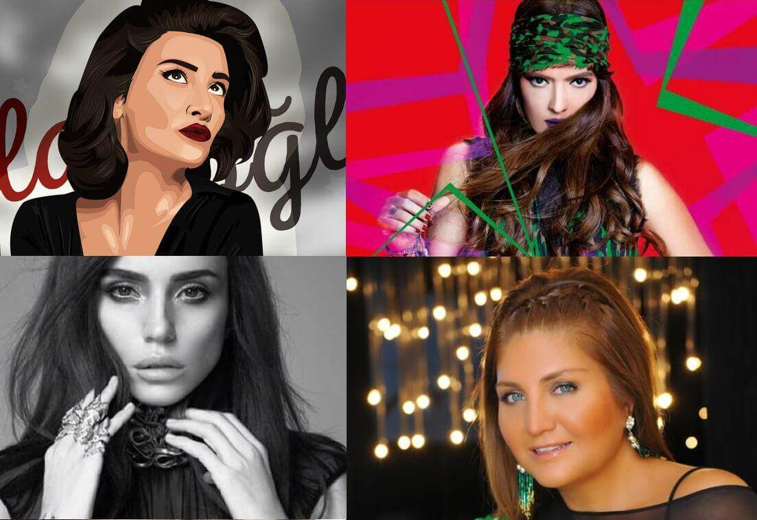 دانلود آهنگ جدید خوانندگان زن ترکیه ای